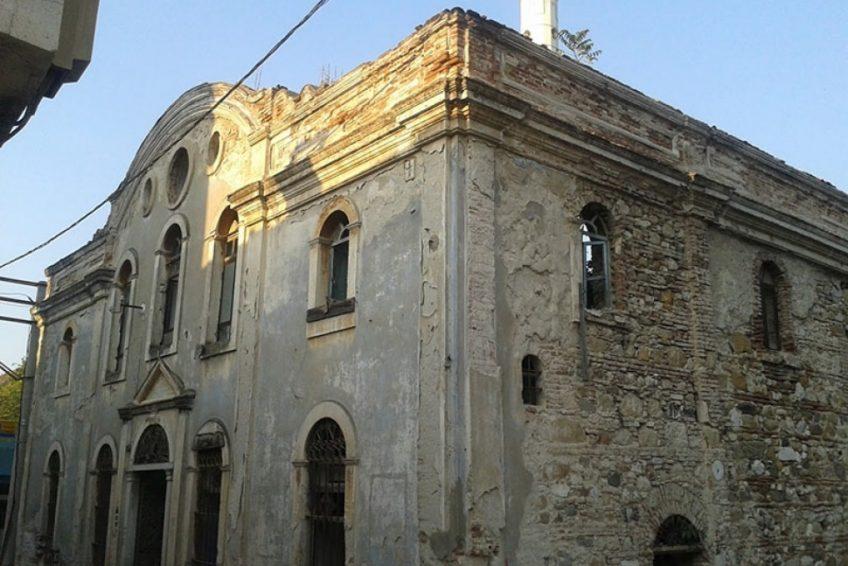aydınpınar Apostoloi church